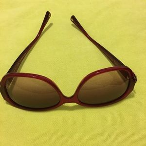 COACH sunglasses 5029/8H ( Burgundy) 58 17 135 3 N
